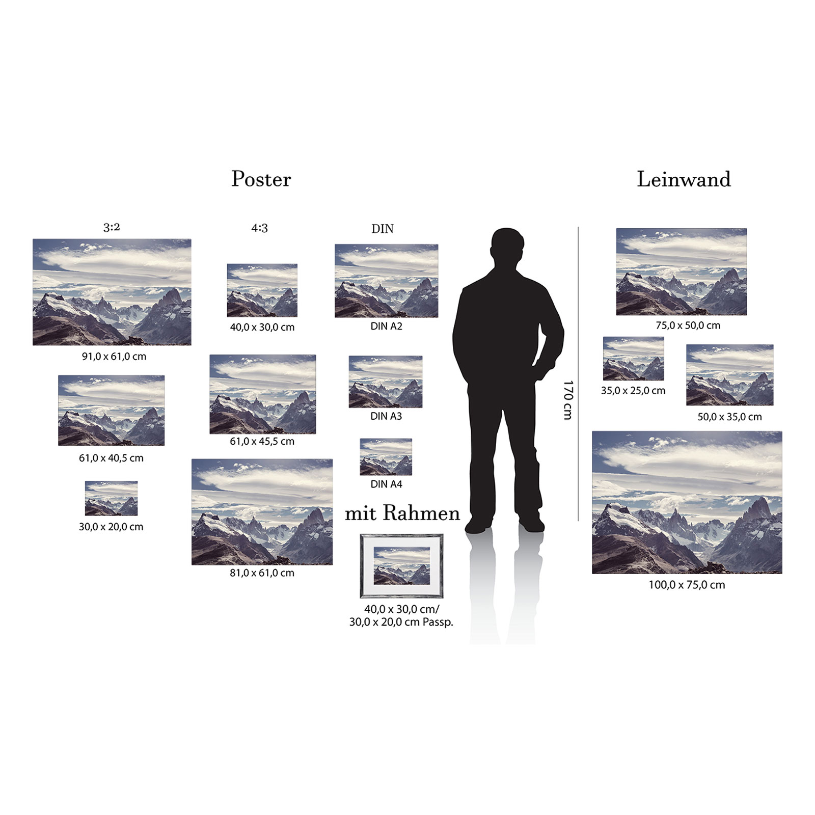 #110732 30x20cm Kniende Halbnackte Frau Poster Leinwand-Druck Egon Schiele